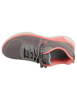 Deportivo mujer Skechers Solar Fuse gris
