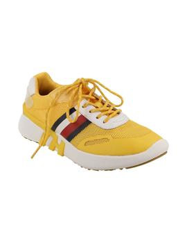 Deportivo mujer Tommy H. Sporty amarillo