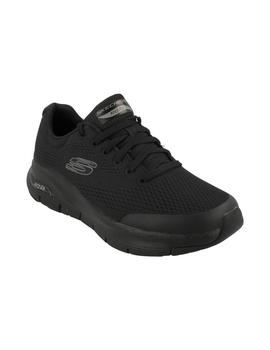 Deportivo hombre Skechers Arch Fit  negro