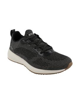 Deportivo mujer Skechers Bobs Squad negro